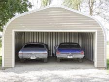 2-car-metal-garage