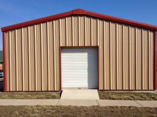 Rigid Frame Steel Buildings -14_1