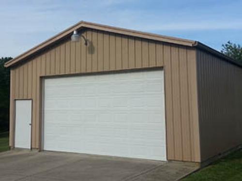 Rigid Frames - Steel Building Pros