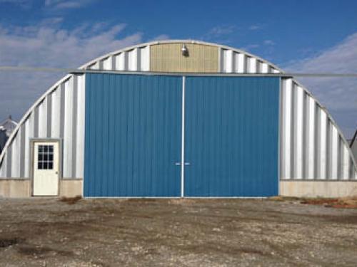 Q - Model Steel Buildings -12
