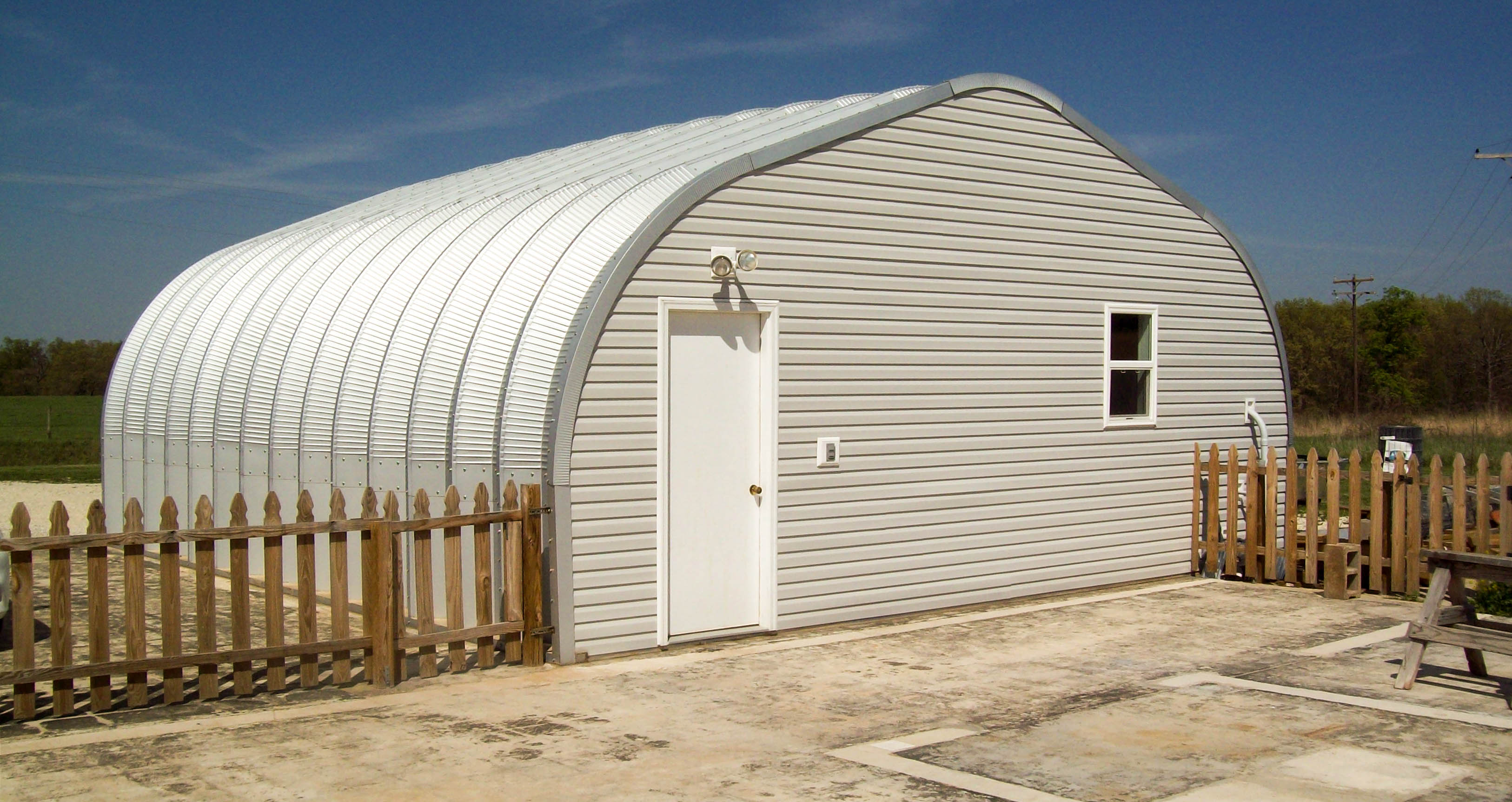 7 Benefits of Using Steel Building Storage Units